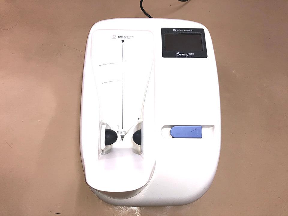 骨密度検査機器