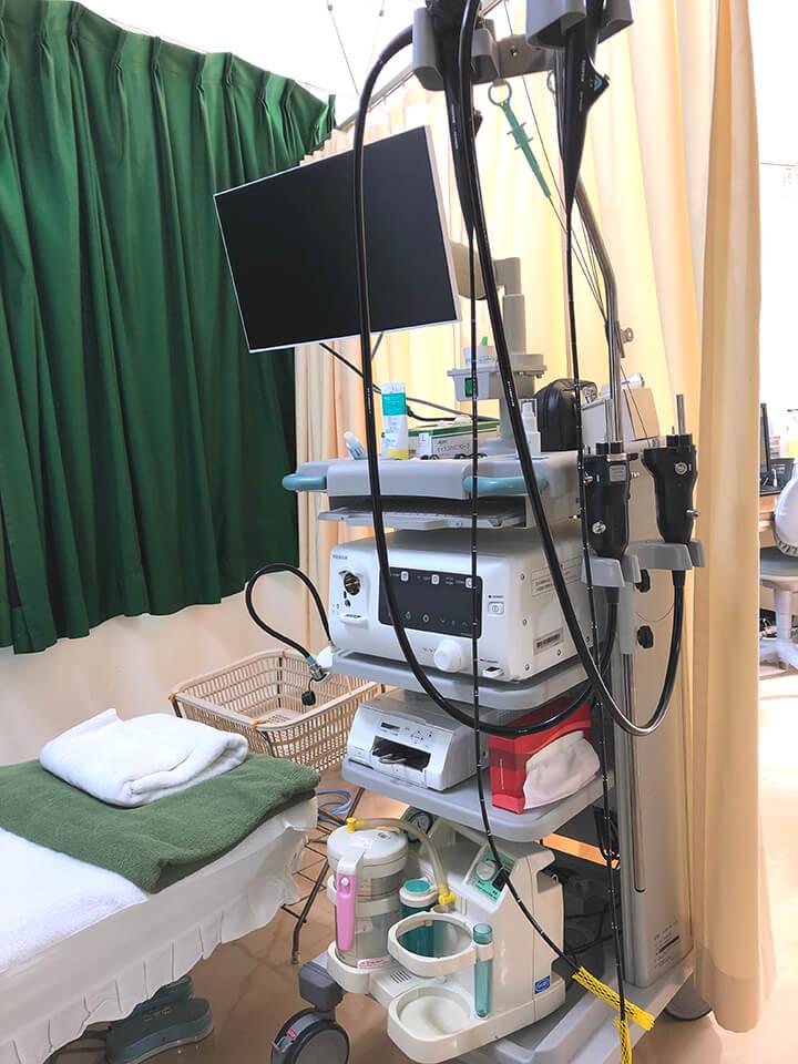 胃カメラ検査機